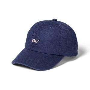 Vineyard Vines fr Target adult navy basketball hat